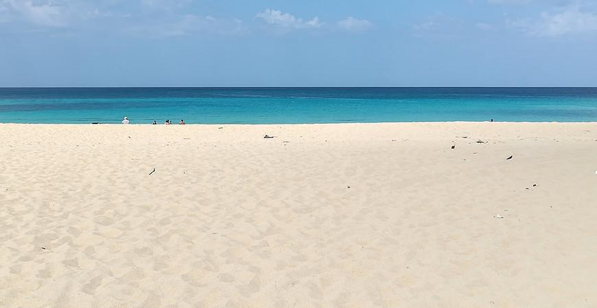 Пляж Мегано (Playa Megano)