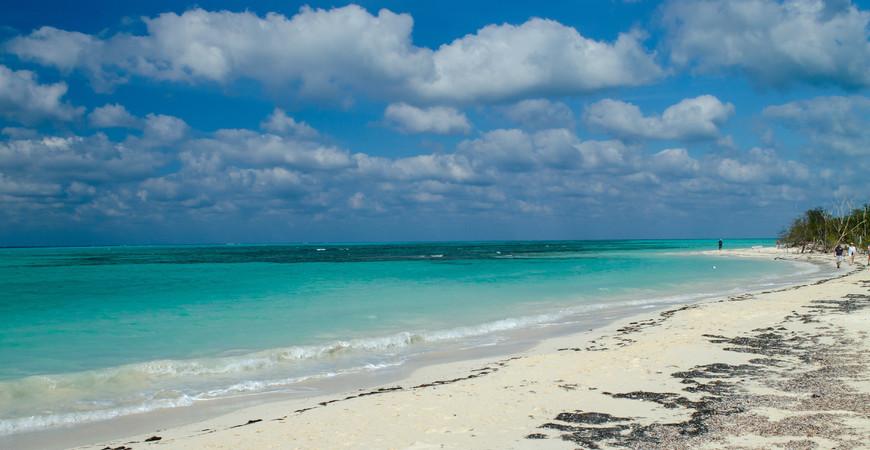 Пляжи Кайо Левиса (Cayo Levisa)