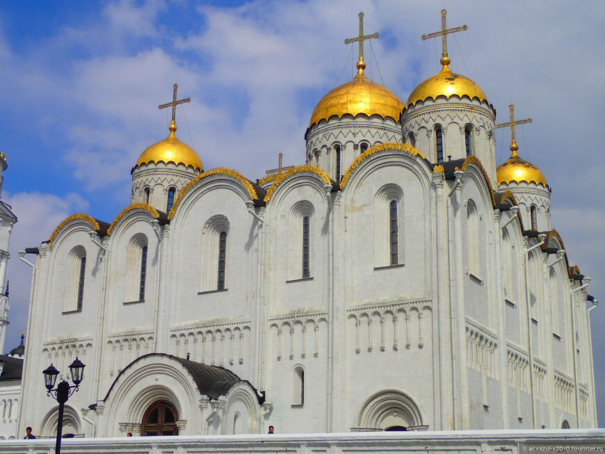 Успенский собор Кремля описание и фото - Россия