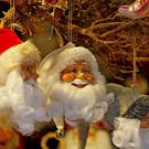 Рождественский базар на Мариенплац