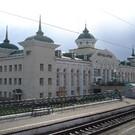 Ж/д вокзал Агрыза