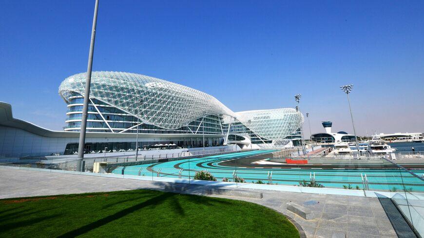 Про досуг и развлечения. Столичные штучки, или чем заняться туристу в Абу–Даби