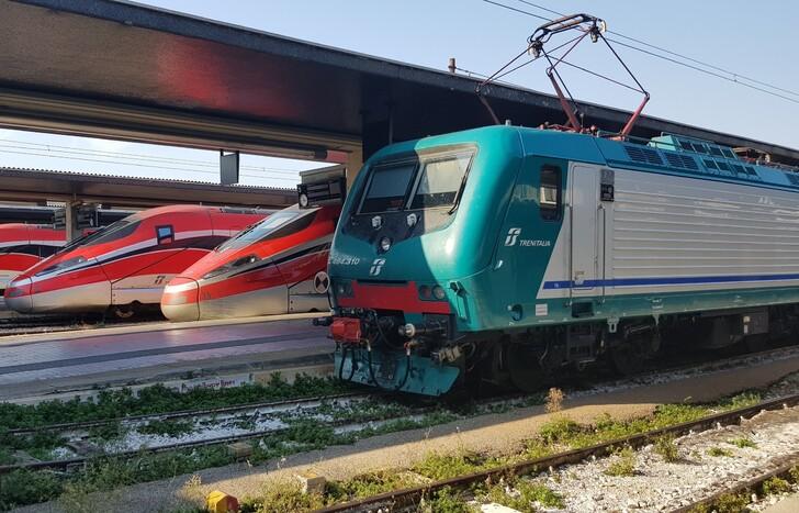 Поезда Италии