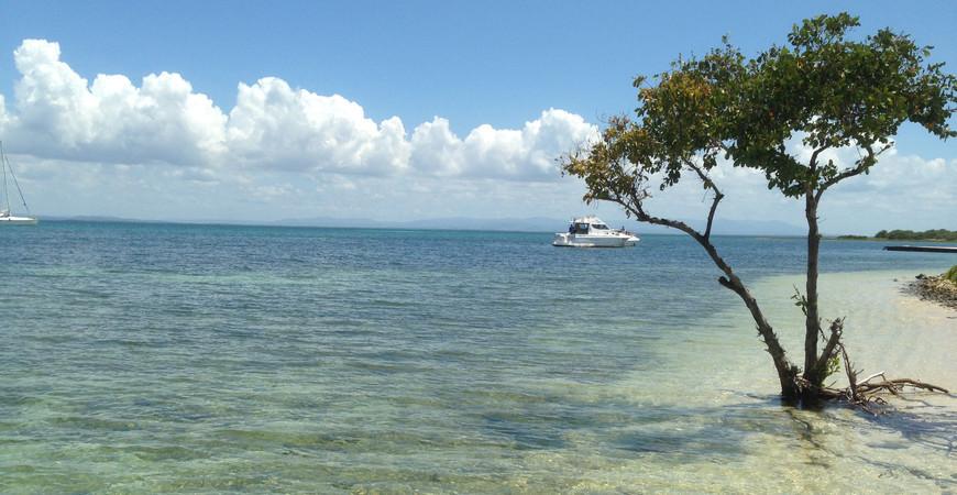 Пляжи Бланко де Касильда (Cayo Blanco de Casilda)