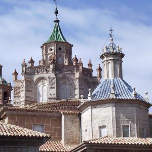Теруэль(Teruel)-мудехар,легенды,башни и мосты