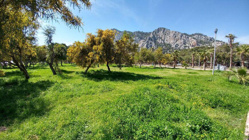 Горы в Турции - как совместить с семейным отдыхом?