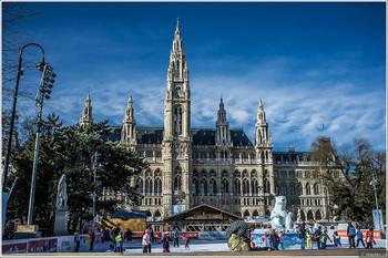 В Австрии начался сезон рождественских ярмарок