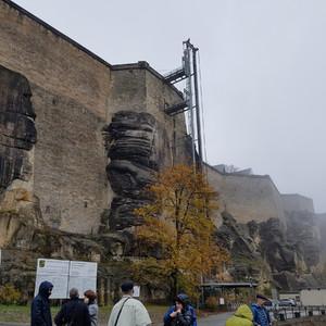 Крепость «Кенигштайн»
