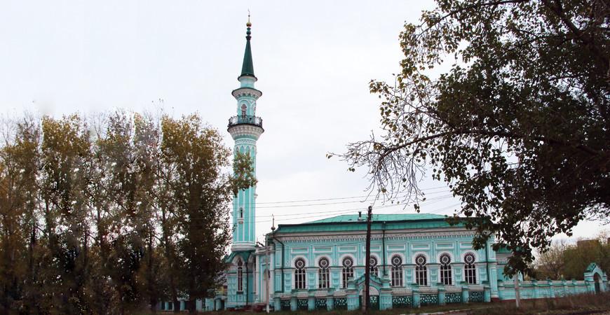 Азимовская мечеть в Казани