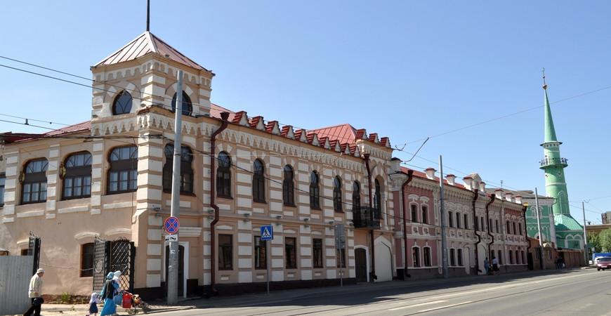 Дом Шакир-солдата в Казани