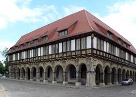 Шпили Хальберштадта и никому не нужный замок