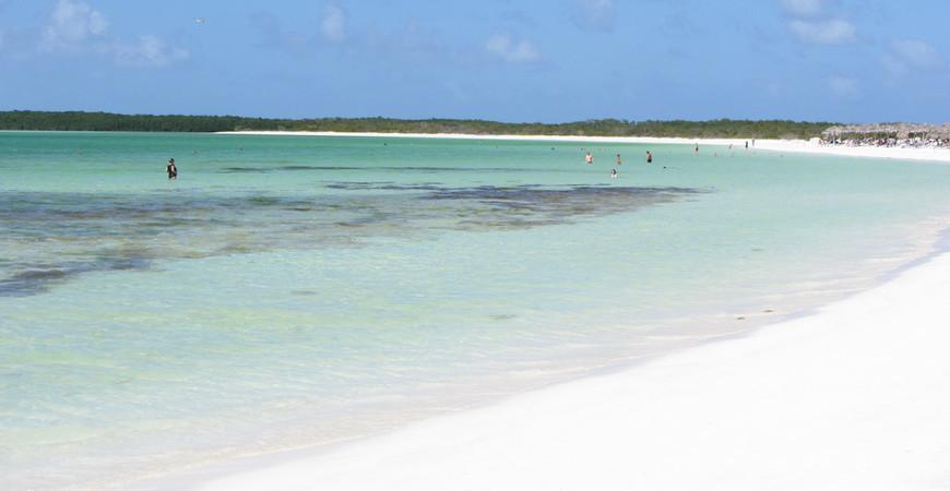 Пляжи Кайо Энсеначос (Cayo Ensenachos)