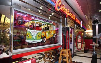 В Москве закрыли три ресторана Starlite diner из-за вспышки гепатита А