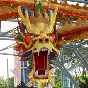 Волшебный Сингапур