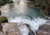 Водопад Тургут