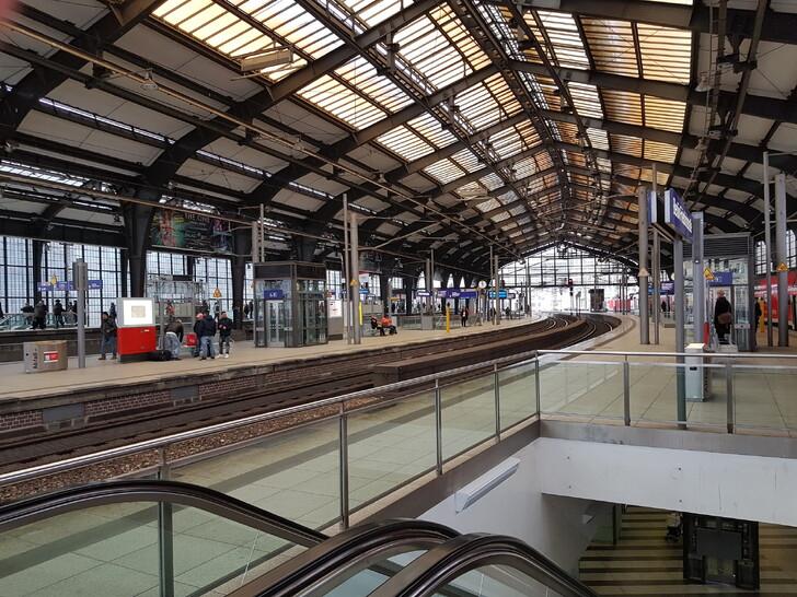 Вокзал Фридрихштрассе