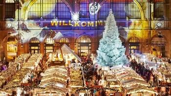 В Швейцарии начинается сезон рождественских ярмарок