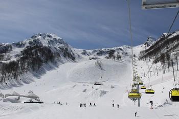 На горнолыжные курорты Сочи смогут зайти инвесторы из ОАЭ