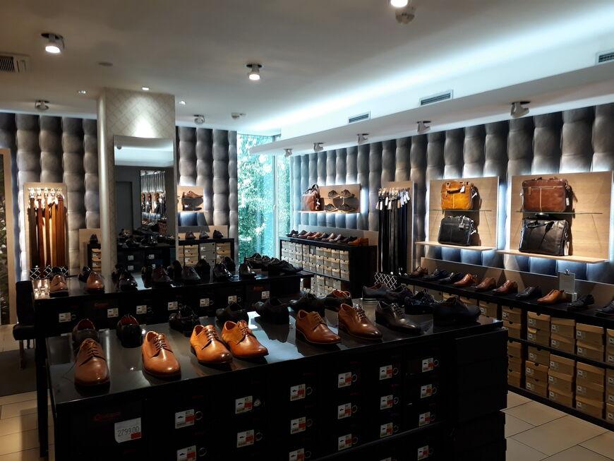 c63833d4c Обувной магазин Bata, Прага. Отели рядом, фото, видео, как добраться ...