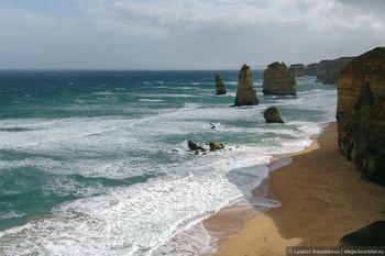 Туристам из РФ нужно сдавать биометрию для визы в Австралию