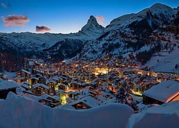Швейцария получила премию National Geographic за лучший горнолыжный отдых