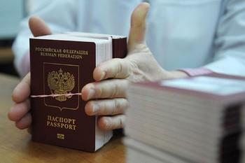 МВД РФ предлагает сократить время изготовления загранпаспортов