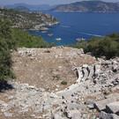 Античный город Амос