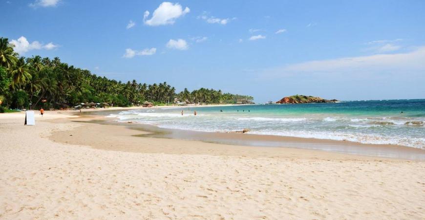 Пляж Велигама (Weligama Beach)