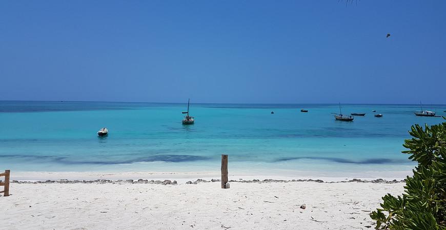 Пляж Нунгви