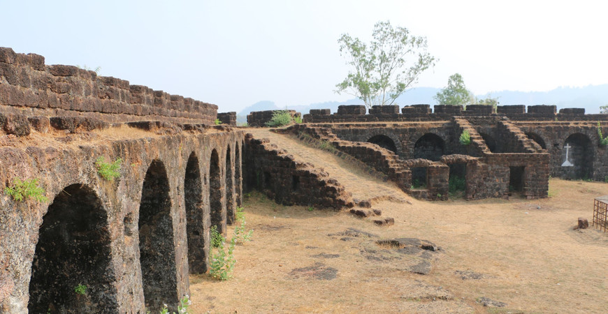 Форт Чапора (Chapora Fort)