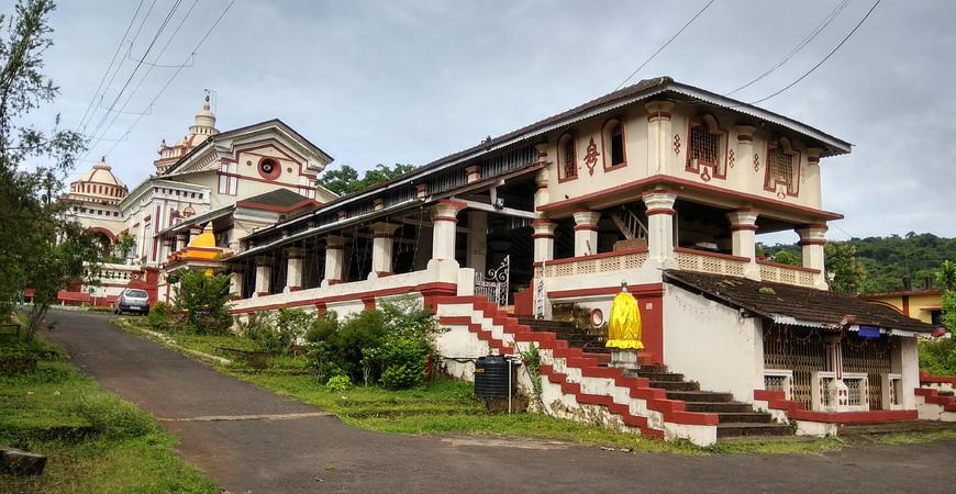 Храм Шри Калика Девастхан (Shri Mahamaya Kalika Devasthan)