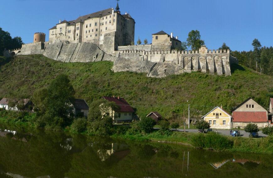 Замок Чешский Штернберг и Кутна Гора отзывы