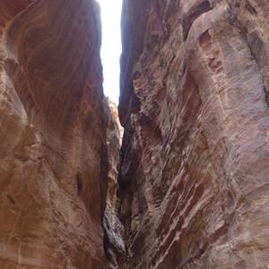 Петра. В каньоне Сик