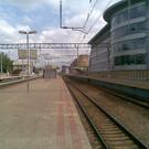 Железнодорожная станция Реутово