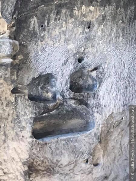 Скальный город Уплисцихе