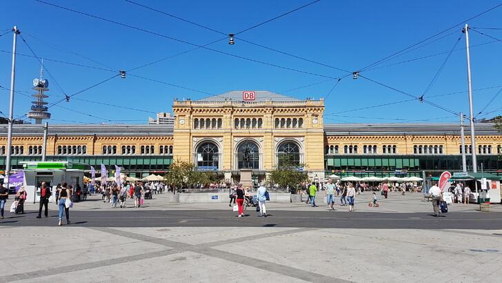 Вокзал Ганновера