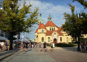 Сопот — город-курорт