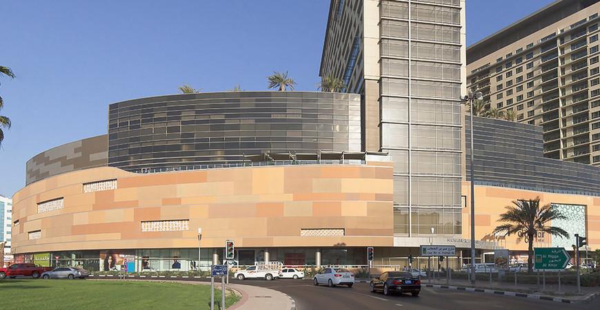 Торговый центр Аль Гурейр Сити в Дубае (Al Ghurair City)