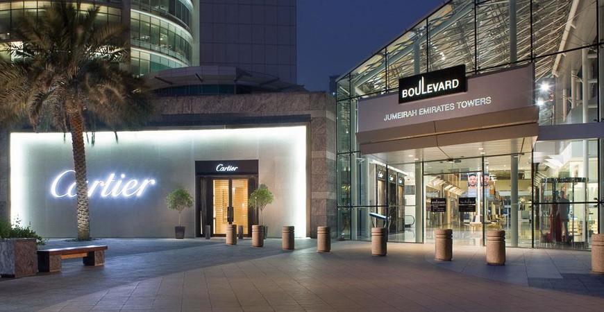 Башни Эмиратов в Дубае (Emirates Towers)