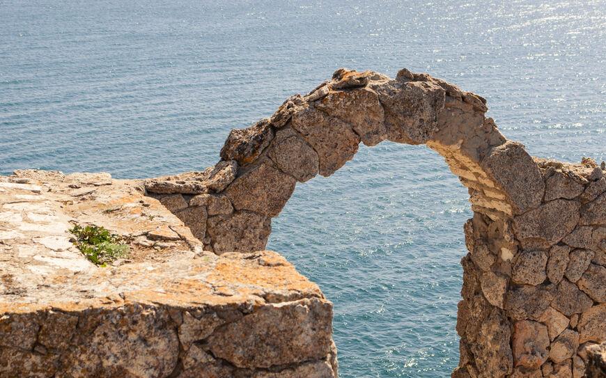 Мыс Калиакра (Cape Caliakra)