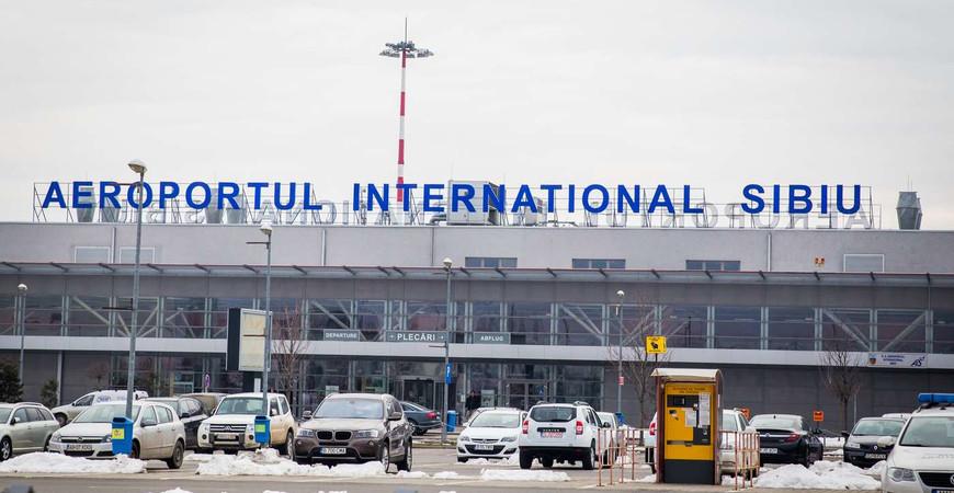 Аэропорт Сибиу