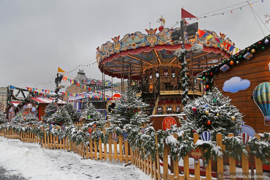 """В этом году главный праздничный фестиваль страны, """"Путешествие в Рождество"""", торжественно откроется 14 декабря. И целый месяц будет веселить и гостей столицы, и москвичей!)"""