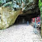 Карстовая пещера в Рышнове