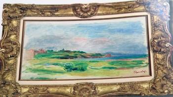 В Вене украли картину Ренуара