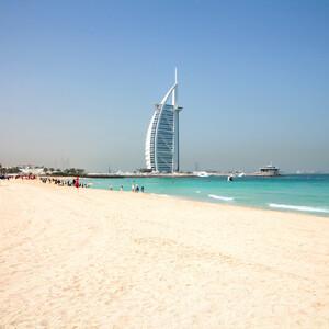 Дубай пляжный: жить в кайф