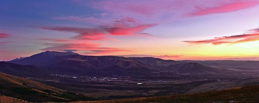 Чатыр-Даг в Крыму. Гора Чатырдаг