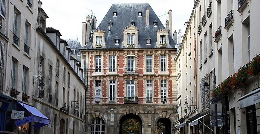 Дом-музей Виктора Гюго в Париже