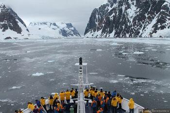Круизы в Антарктиду из разных стран