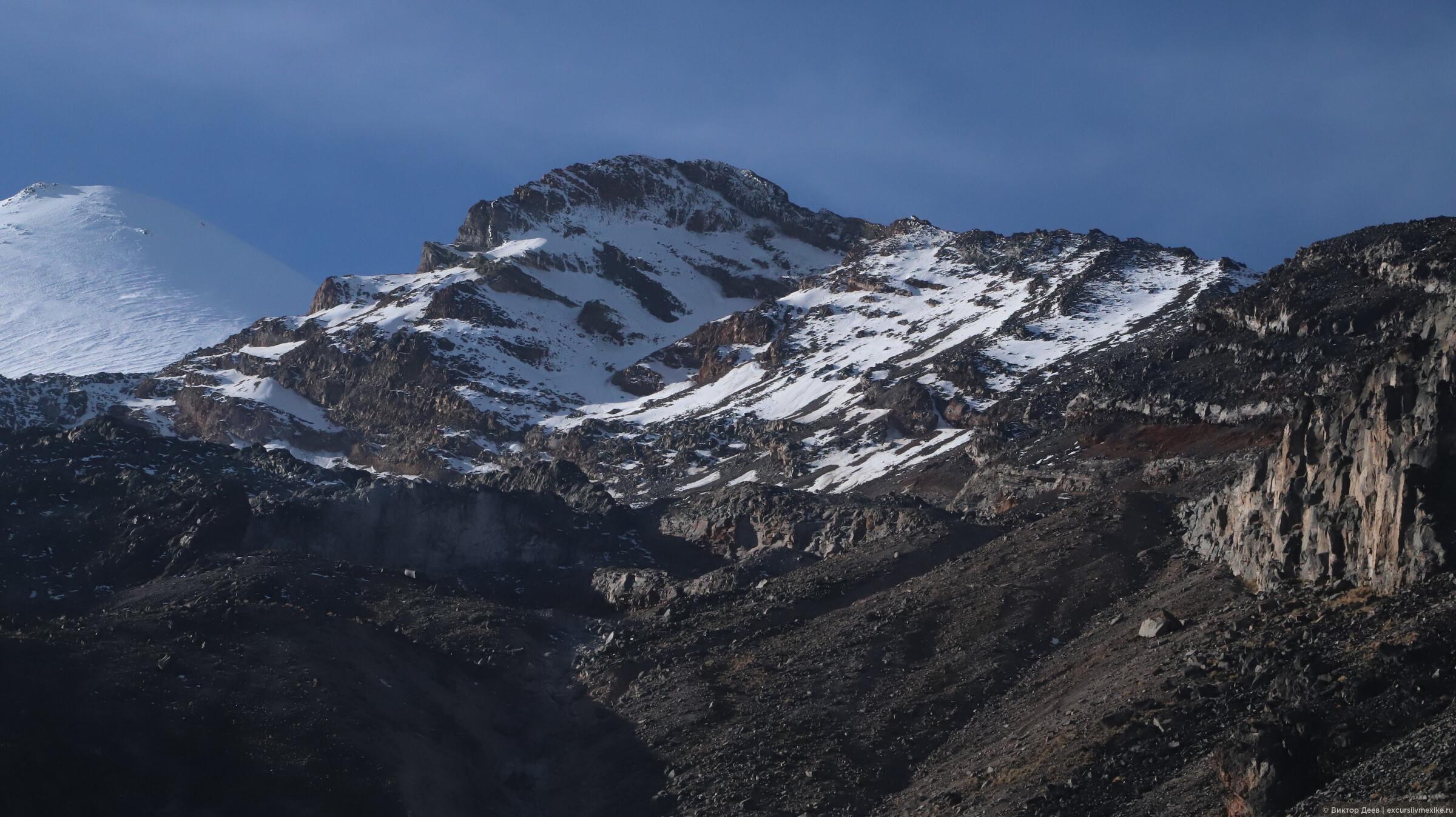 Покорение вулкана Орисабо