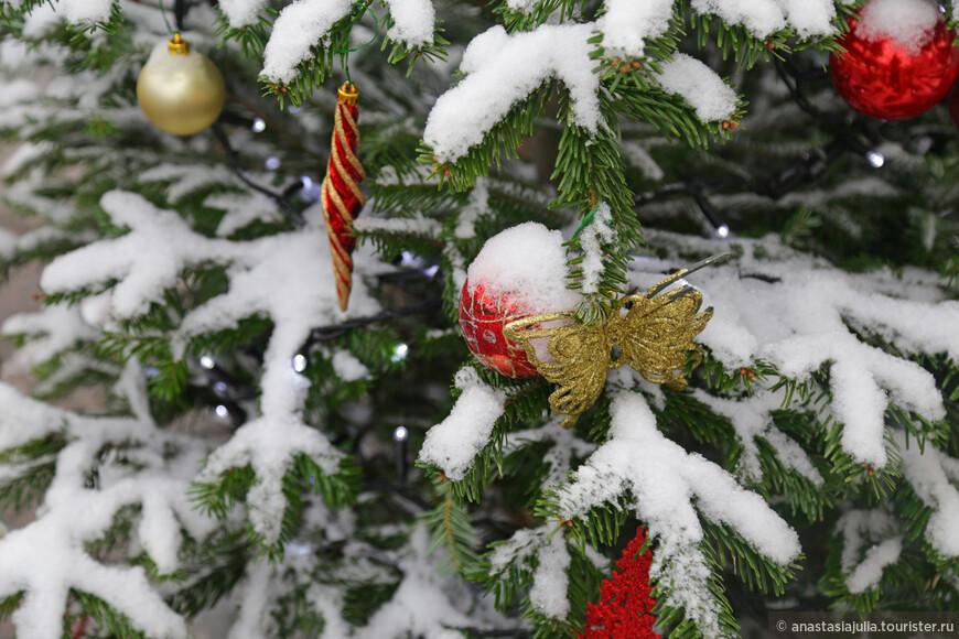 А главный Праздник года можно отмечать на Тверской - целых три дня, с 31-го по 2 января!